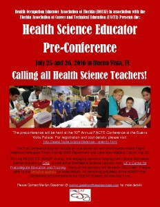 thumbnail of HOAEF Pre- Conference Save the Date