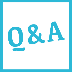 FAQs – Your Most Recent Questions Answered!